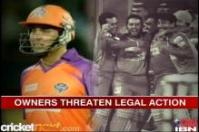 Kochi Tuskers shown the door