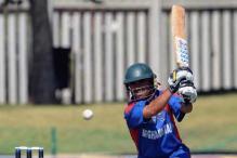 Afghans start strongly against UAE