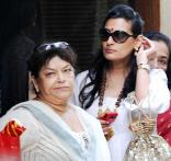 Celebs at Aishwarya Rai Bachchan's baby shower