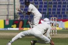 1st Test: Sangakkara keeps sloppy Pak at bay