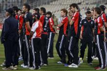 England team blasted by media back home