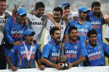 India remind the world that they're Champions