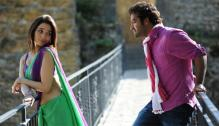 Next big thing: Jr NTR, Tamanna in 'Oosaravelli'