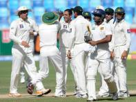 Pakistan crush Lanka to win 2nd Test
