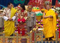 Bhutan's 'Dragon King' marries stunning Jetsun Pema