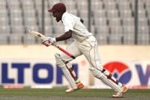 2nd Test: B'desh fight WI to save Test