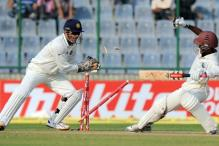 Dhoni goes past Kirmani's record