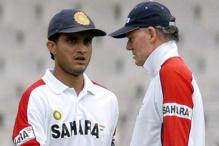 Ganguly refuses to respond to Chappell comments