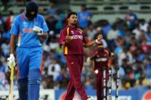 Trophy for Ind-WI ODI series unveiled