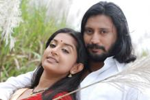 First Look: Prashanth, Meera in 'Mambattiyan'
