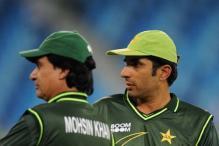 Pakistan retain coach Mohsin for B'desh tour