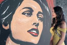 StarGaze: Nargis poses for portrait, Hrithik for Rado