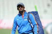 Dravid to be awarded Polly Umrigar Trophy