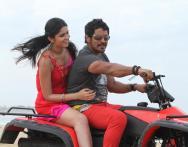 First Look: Vikram and Deeksha's 'Rajapattai'