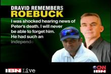 Dravid, Amla express shock at Roebuck's death