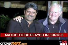 Legends from India, SA back on cricket field