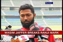 Jaffer breaks Ranji record of most runs