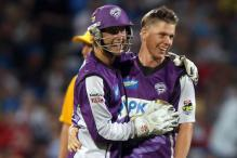 Big Bash: Doherty spins Hobart to victory