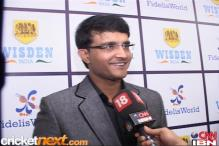 Ganguly backs Wisden's India project