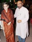 Celebs at Bhupen Hazarika's prayer meet