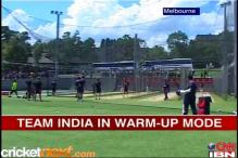 Focus on bowlers as India prepare for first Test