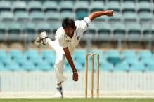 Injury scare for Ishant before Aus series