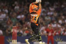 Scorchers beat Heat by 10 runs in Big Bash
