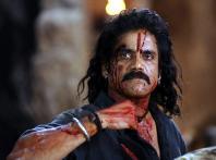 First Look: Nagarjuna, Sneha's Telugu film Rajanna
