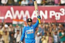 Sehwag eclipses Sachin's record 200 in ODIs