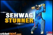 Virender Sehwag's stunner in Indore