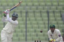 2nd Test: Pakistan lose Hafeez, trail by 251 runs