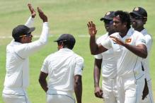 Sri Lanka earn first Test win in South Africa