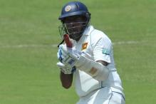 Celebrating a ton? Samaraweera celebrates life