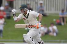 Warner's ton in Hobart proves his pedigree