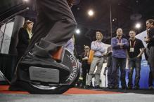 Weird gadgets at the CES 2012