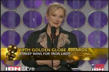 69th Golden Globe Awards: Who won what