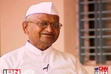 Anna undergoes medical tests at Medanta Medicity
