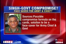 Army chief age row: Compromise on the horizon?