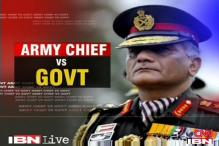 Govt moves SC, unlikely to sack Gen VK Singh