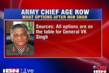 Army chief has option to move SC over age row