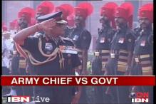 BJP slams govt over Army chief's age controversy