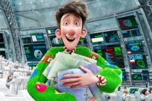 Masand: 'Arthur Christmas' is rollicking fun
