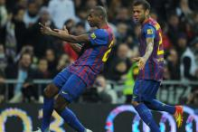 Barcelona trump Madrid 2-1 in Copa first leg