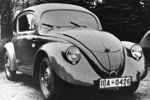 Hitler stole Beetle idea from Jew engineer: book