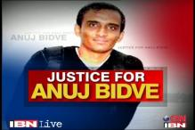 Justice yet to come: Anuj Bidve's father