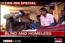 Govt apathy forces blind children out of home