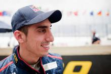 Red Bull name Buemi as reserve, test driver