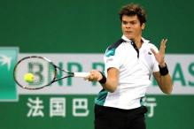 Raonic, Wawrinka advance in Chennai Open