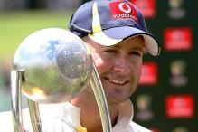 Australia aiming for the top, says Clarke