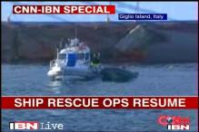 Italy ship tragedy: Indian crew still missing